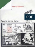 Agustin Garcia Calvo, LALIA. ENSAYOS DE ESTUDIO LINGÜÍSTICO DE LA SOCIEDAD