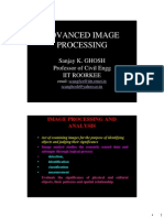 Advanced Image Processing IIRS-2008