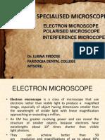 Specialised Microscope