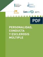 FEM-PERSONALIDAD, CONDUCTA Y ESCLEROSIS MÚLTIPLE