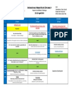 Programme International Human Rights Diplomacy