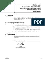 623298 88488005EN Release Notes Titrino Plus Prog Vers 0022
