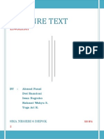 12 genre text of english