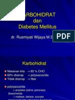 karbohidrat & DM.ppt