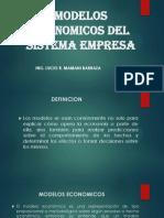 Modelos Economicos Del Sistema Empresa