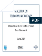 Costos y Precios ESPOL Tema 3