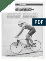 Chet Kyle 1984 Bike