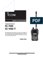 IC-V85+Manual+em+Português+