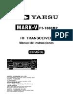 YAESU+FT-1000MP+user+guide+Português