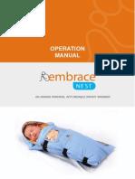 Embrace Opertations Manual