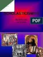 Scholasticism! ppt.