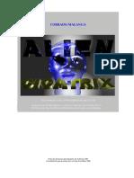 ALIEN CICATRIX- Español-Dr.corrado Malanga