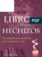 Manual de Hechizos