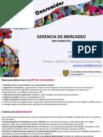 Perfil Del Consumidor - Ricardo Silveira