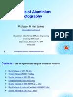 Fractography Aluminium