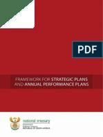 Strategic Planning Framework NT