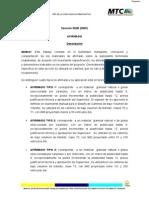 AFIRMADO - MTC
