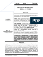 Bomba de Fundo (Petrobras) - N-232