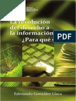 Revolución Del Derecho a La Información