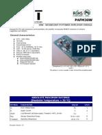 PAFM30W_Rev5.0