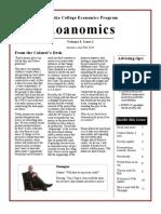Roanomics Volume 5, Issue 1