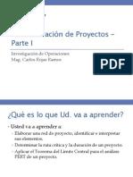 Proyectos Investigacion Operaciones