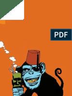 Brass Monkey Menu