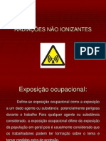 Radiaçoes Não Ionizantes