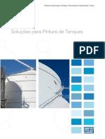 WEG Solucoes Para Pintura de Tanques 50026359 Catalogo Portugues Br