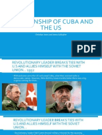 relationship of cuba and the us
