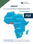 Africa s Top 15 Cities in 2030