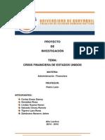 Proyecto de Finanzas