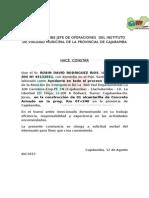 constancia, MORRA.doc