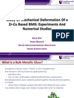 WCCM11 BMG Experiments and Modelling