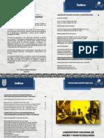 CatáLogo Nanociencias 2014 v.4