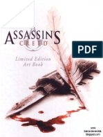Assassin's Creed Book Arts