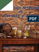 Produccion Artesanal de Cerveza y Jabon