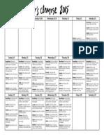 FLC 2015 Calendar