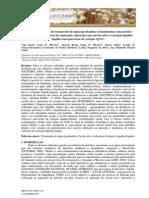 Estudo comparativo de tratamento de águas produzidas contaminadas com petróleo através de dois processos de separação