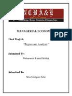 Raheel Project