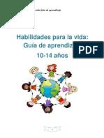 Guia Completa Habilidades para la Vida 10-14 ESPAÑOL