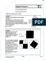 Proofs of the Pythagorean Theorem Sc