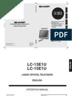 SHARP_LC15E1U TV user manual.pdf