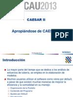 Introducción Caesar II