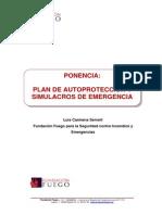 Ponencia Sicur Autoproteccion Marzo10
