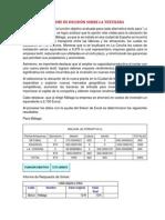 Informe de Decisión Sobre La Textilera