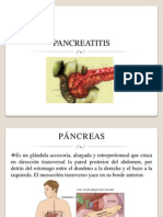 NURS 1600 Pancreatitis