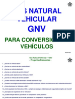 Gas Natural Vehicular Gnv
