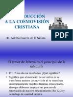 INTRODUCCIÓN A LA COSMOVISIÓN CRISTIANA