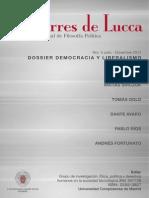 Las Torres de Lucca nro5, 2014, Número completo